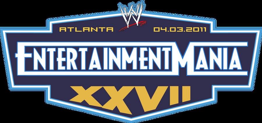 WWE EntertainmentMania 27 Logo