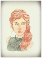 Portrait by mliddam
