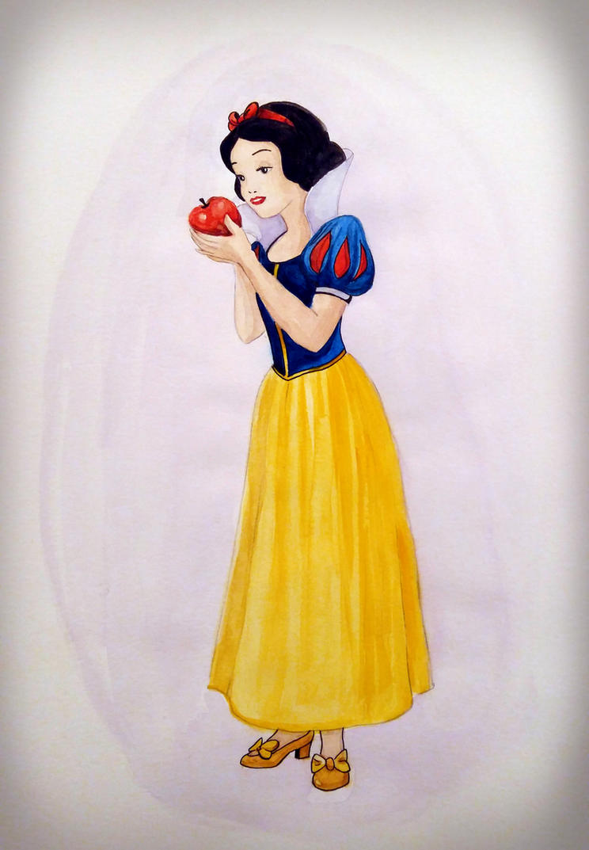 Snow White by mliddam