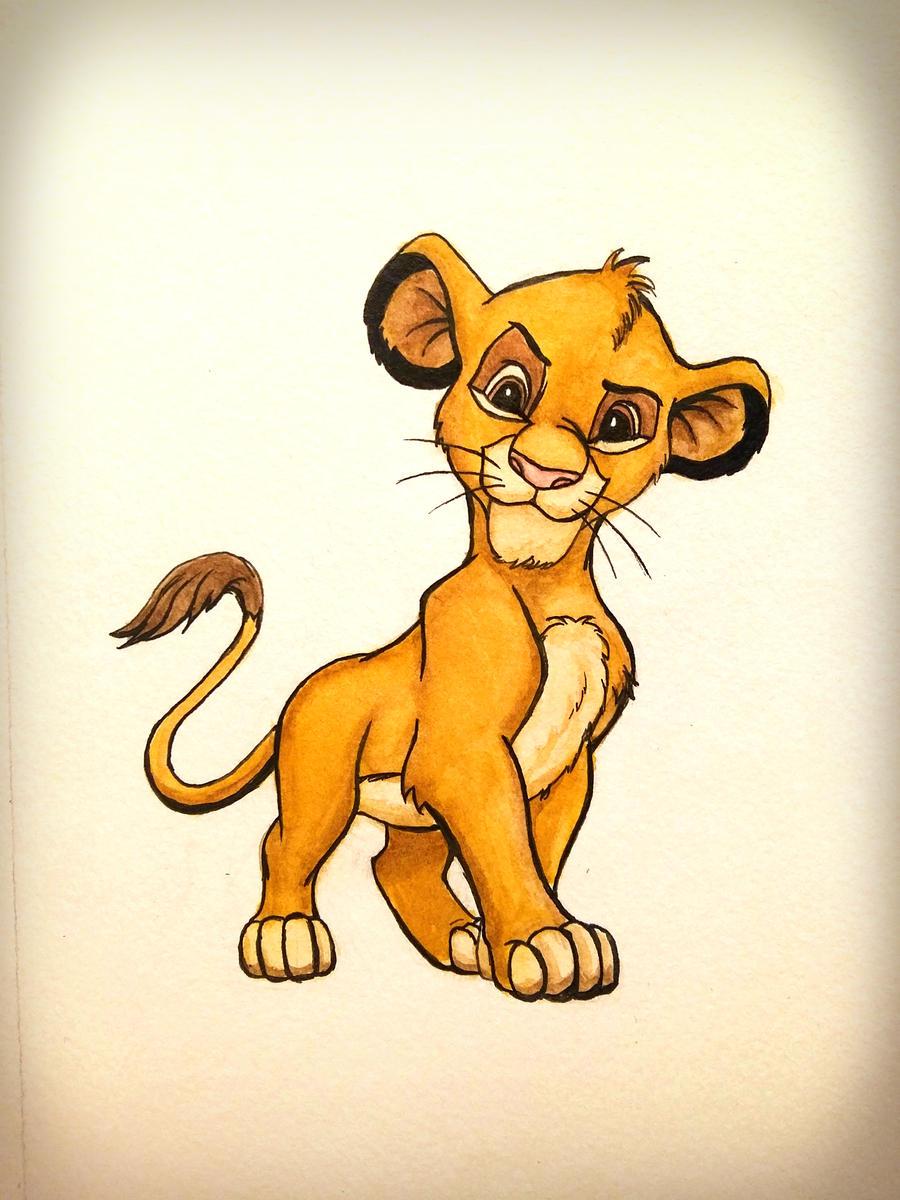 Simba by mliddam