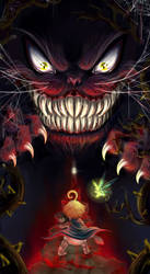 Nightmare Escape by FinalFlower