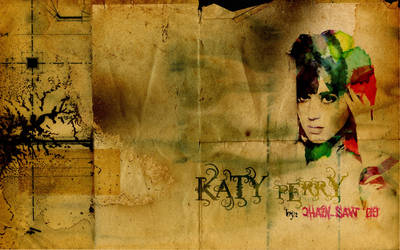 Katy Perry wallpaper by Chain-saw