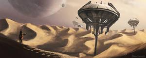 Desert Parasites by DeivCalviz