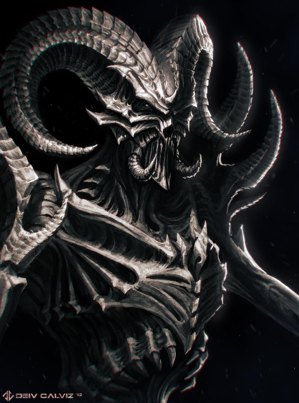 Dark,Monster&Demon - Page 4 Demon__cresil_by_deivcalviz-d5nb18q