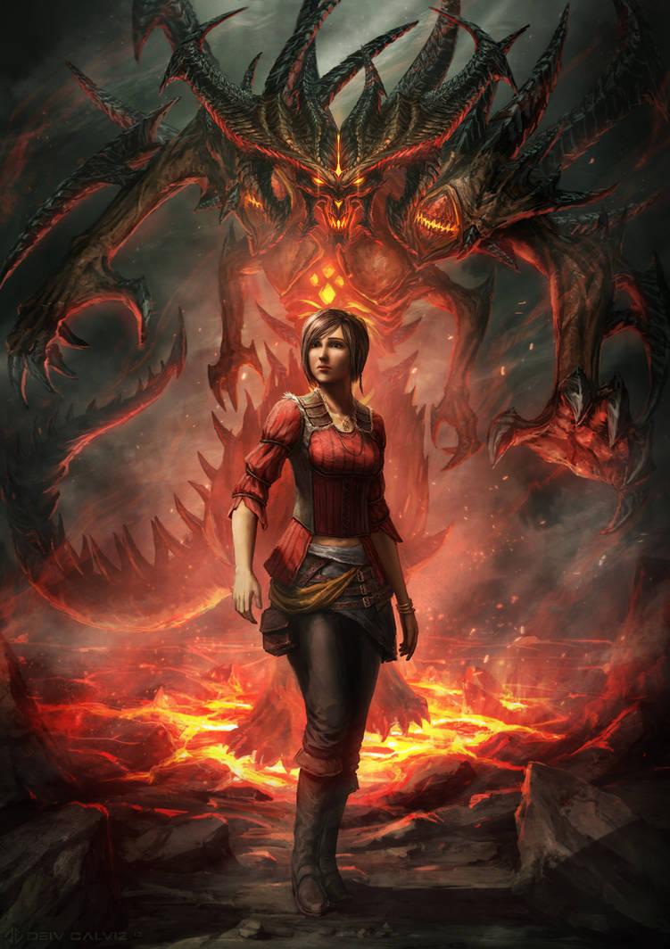 Diablo fans