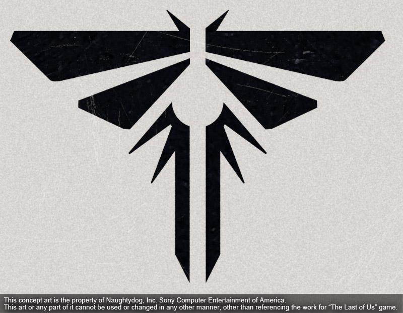 The Last of Us - Firefly Logo by DeivCalviz