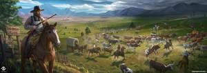 Great Plains by DeivCalviz