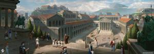 Pompeii by DeivCalviz