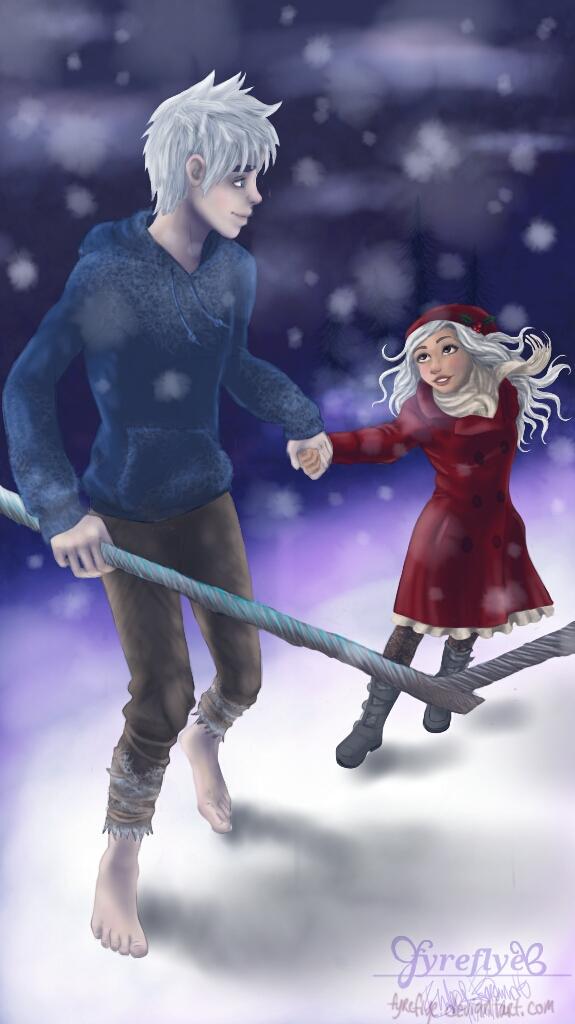 a winter escape by fyreflye26