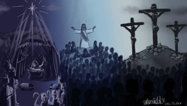 3 challenge: The Savior