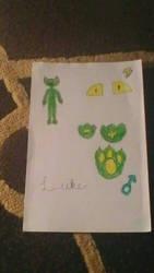 Luke Midnight's Ref sheet by ClumsyNinja21