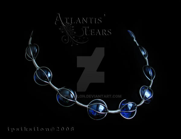 Atlantis' tears by ipsiksilon