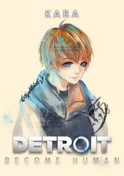 Detroit become human : KARA