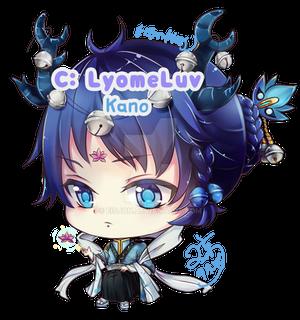 Commission :Lyomeluv-Kano