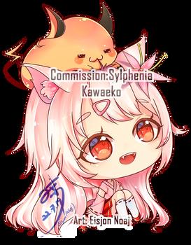 Commission:sylphenia(Kawaeko)