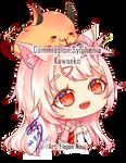 Commission:sylphenia(Kawaeko) by eisjon