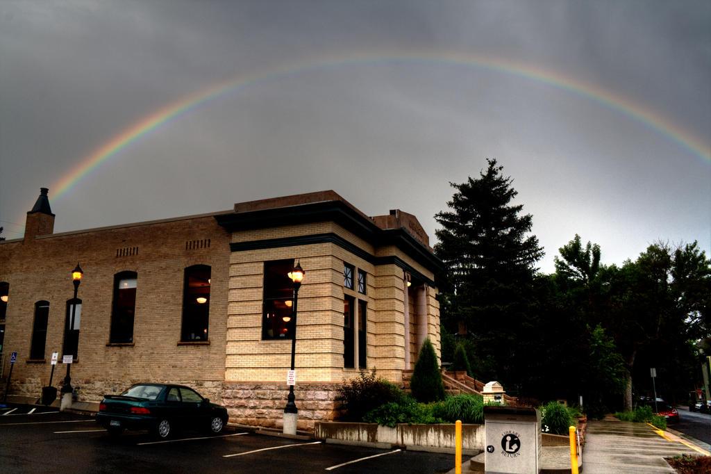 Reading Rainbow by GradyArt