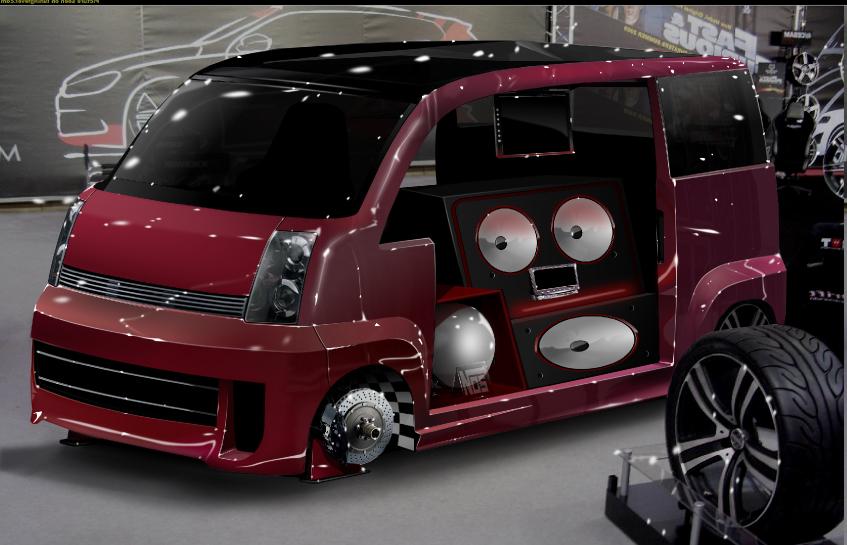 Daihatsu AI concept