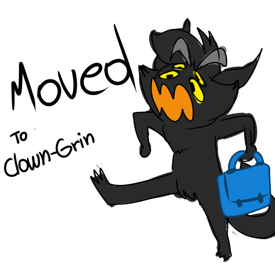 I MOVED! (Read description)