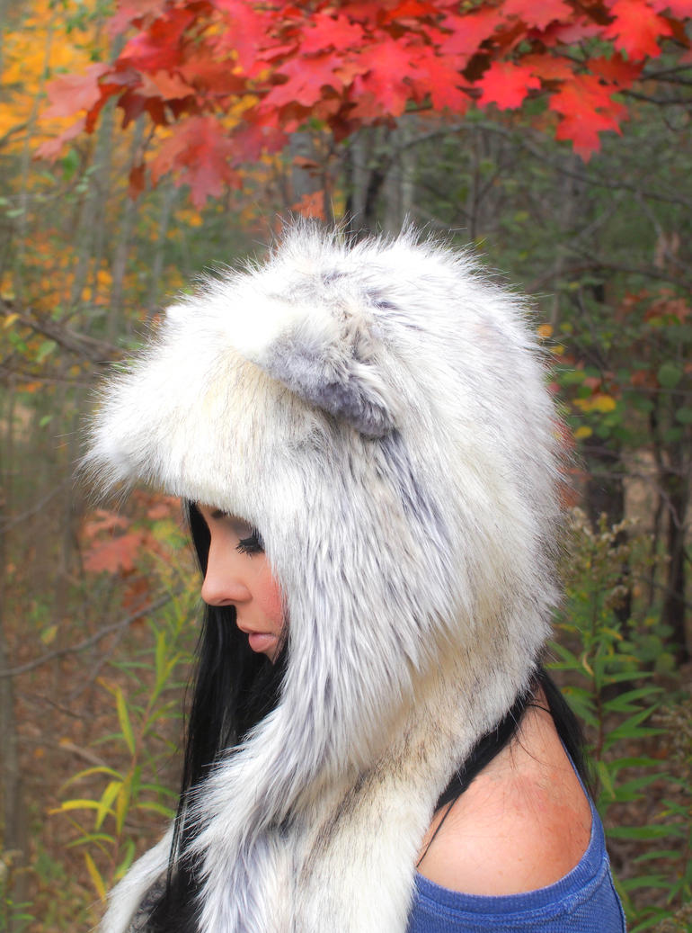 Fall Timber Wolf by Farmernudie