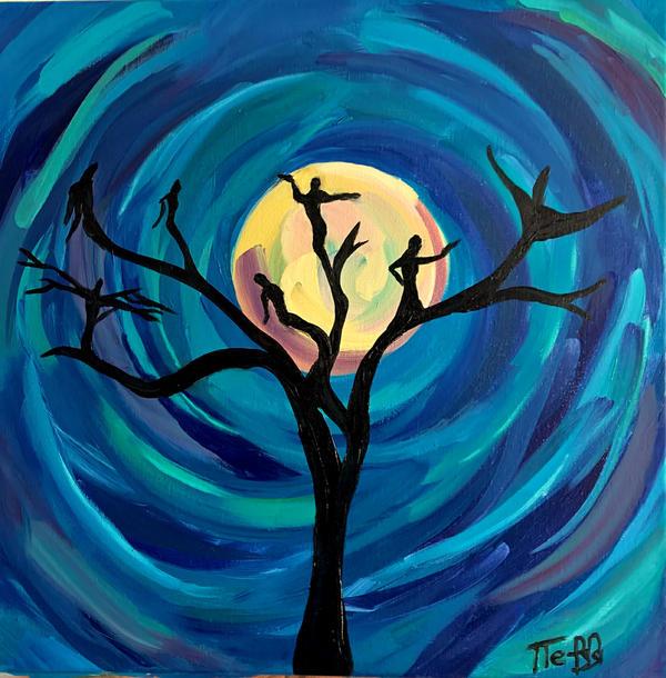 Tree of souls by AriesWildChild