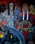 War and Death, Horsemen of the Apocalypse