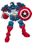Marvel Mechaverse