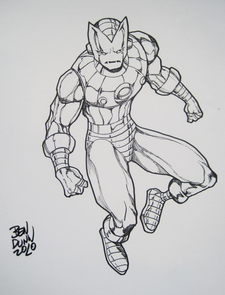 IRONMAN mk3 commission by Dogsupreme