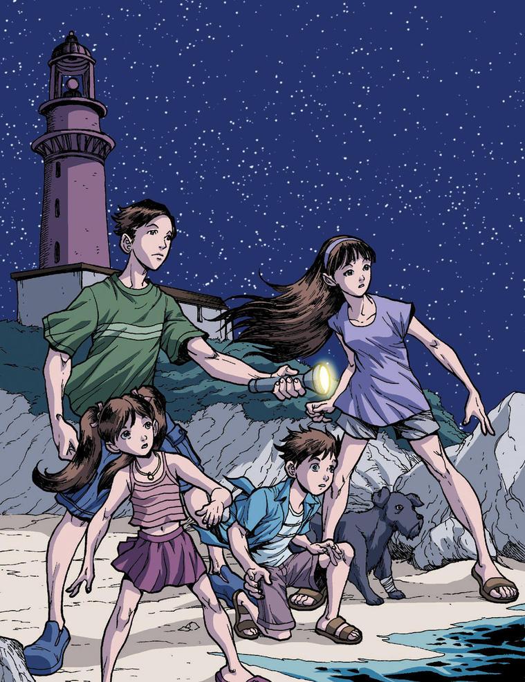 Boxcar Children:Lighthouse Mys by Dogsupreme