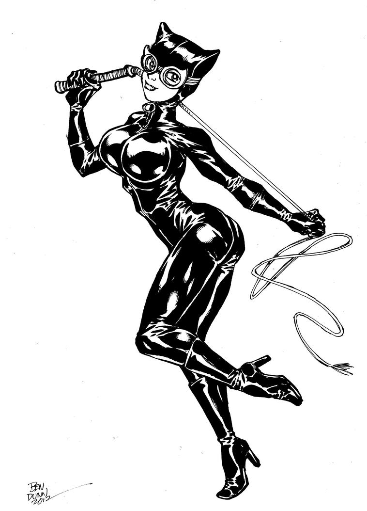 Catwoman by Dogsupreme