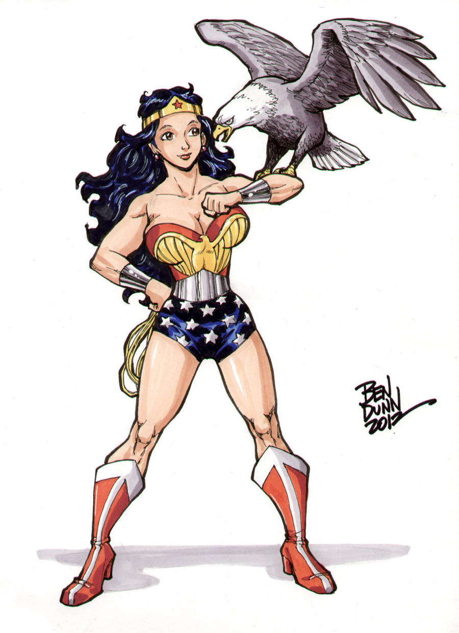 Wonder Woman Cancer submission by Dogsupreme