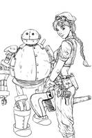 Geargirl by Dogsupreme