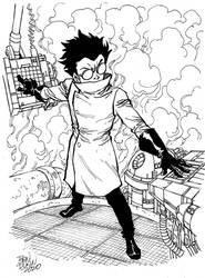 Professor Steamhead