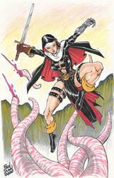 #warrior nun