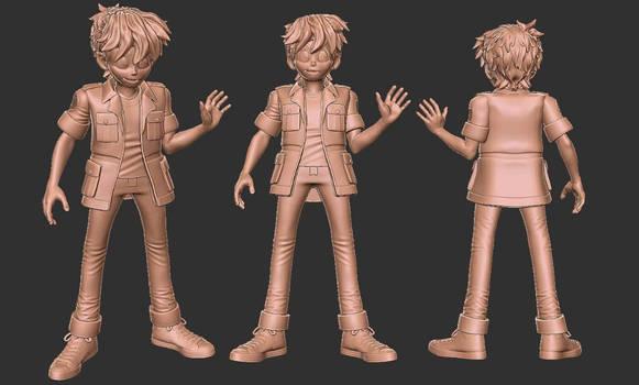 Jeremy 3d file for PVC figure