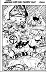 Mangaverse Fantastic Four