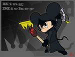 King Epic Mickey