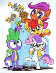 The Littler Ponies