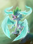 Spike, Spirit Dragon