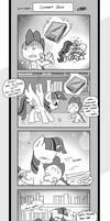 Friendship is Innuendo 08-07: Comfort Zone
