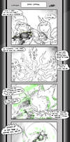 Friendship is Innuendo II 05-05: Spike-ception by Loreto-Arts