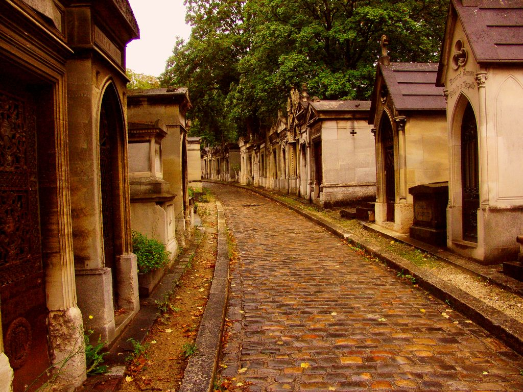 Pere Lachaise by artdie