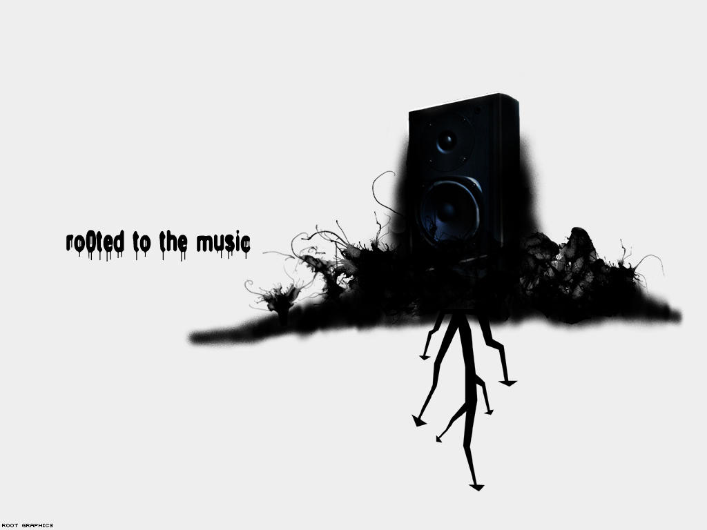 Must see Wallpaper Music Deviantart - rooted_to_the_music_wallpaper_by_r_o0t  Image_597236.jpg