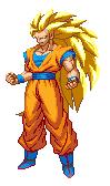 Goku ssj3 by armentis