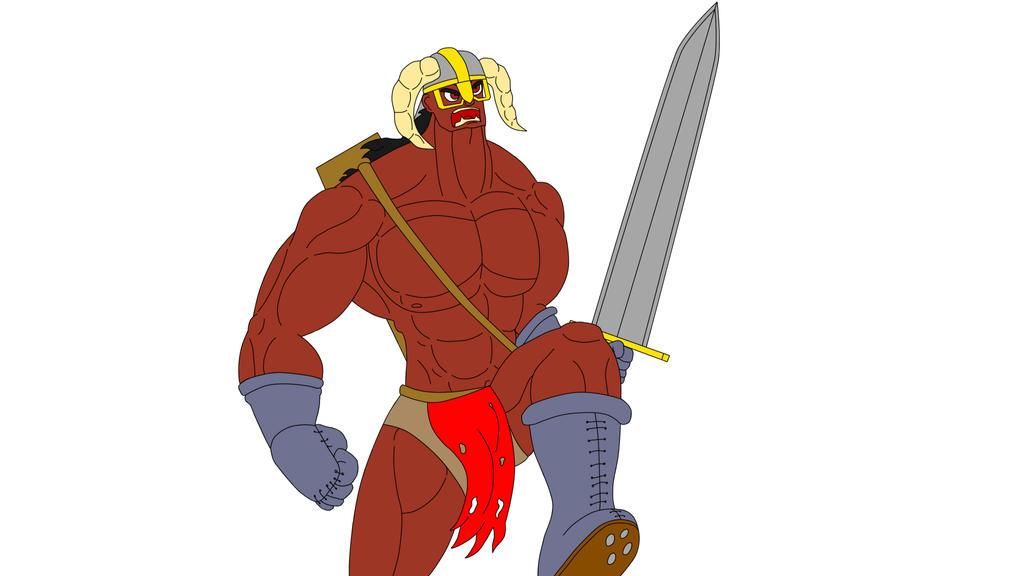 Parva Musculus by unukthewarrior