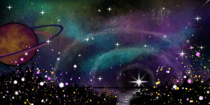 Lakeside Galaxy