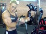 Teenage Muscle Girl 12