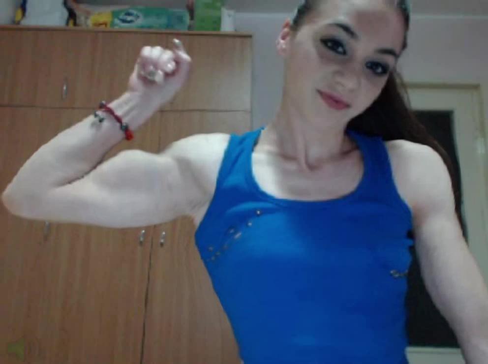 Opinion Teen biceps teen muscle share