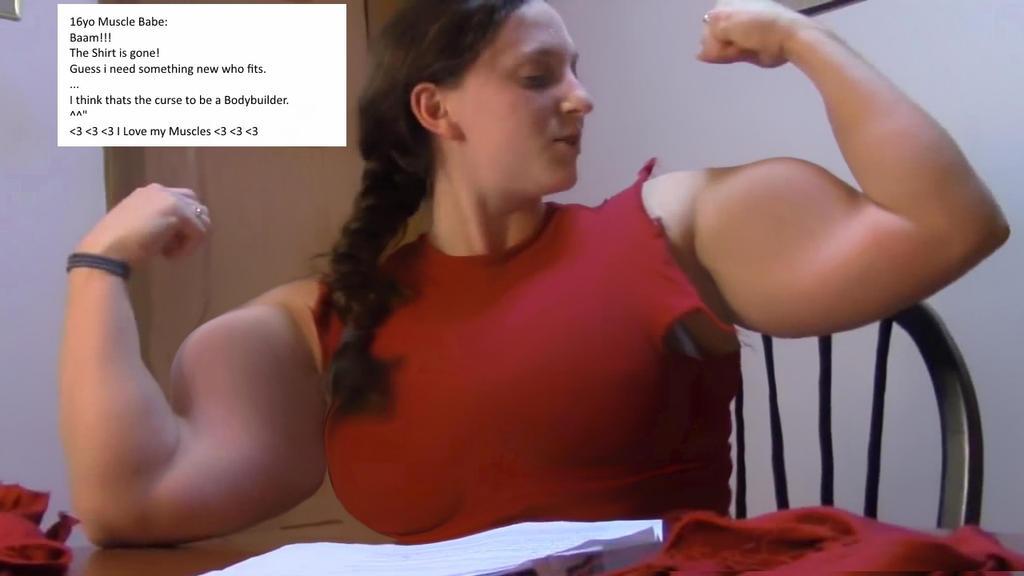 musclebabe
