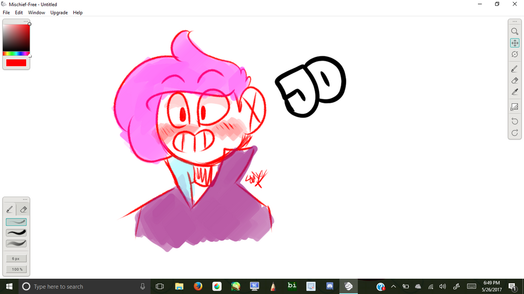 JD Doodle by TheShadow-Kun